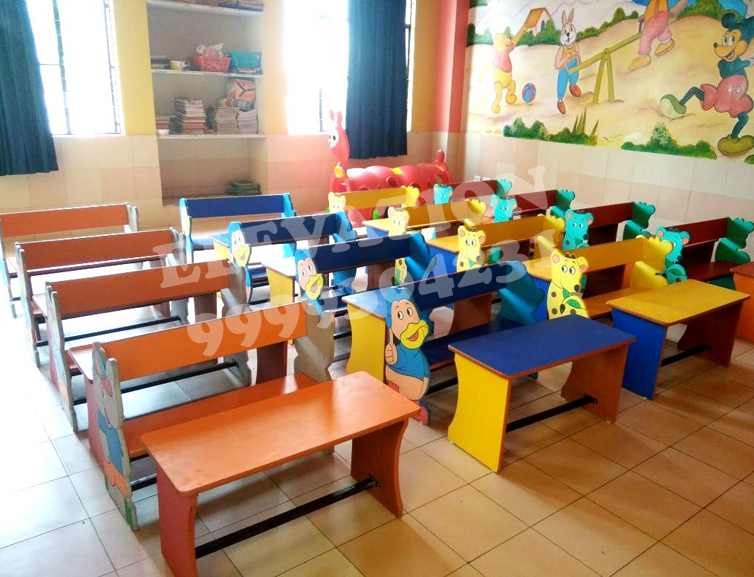 Play School Furniture Lucknow